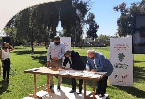 Acuerdo de colaboración entre UCIM y la Municipalidad de Las Heras